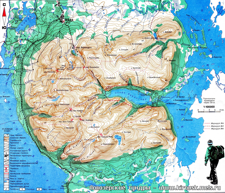Кольские Карты